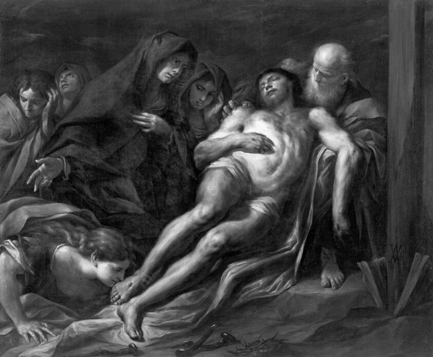 The Lamentation   The Art Institute of Chicago