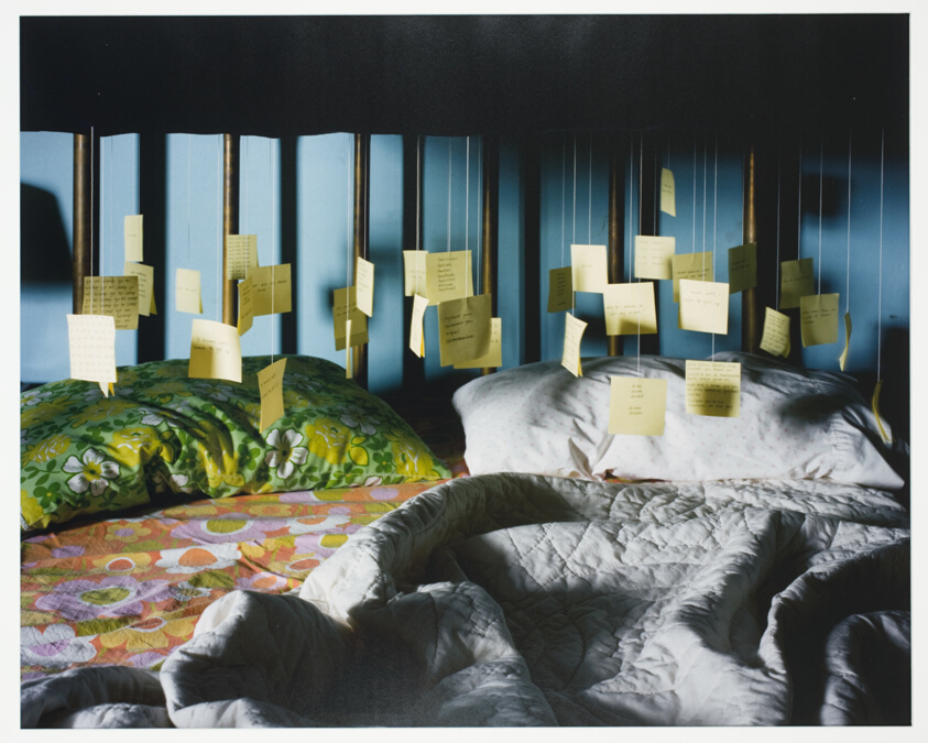 """Untitled (Insomnia)"" by Sarah Hobbs from the Art Institute of Chicago"