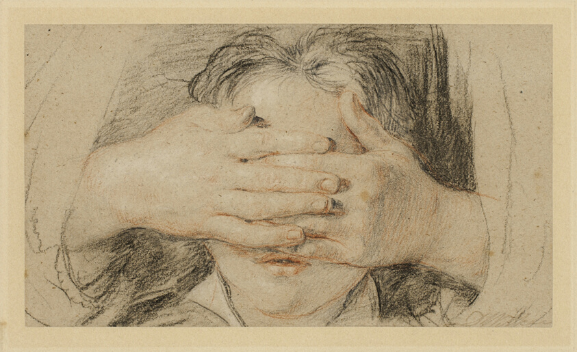 """Guess My Name"" by Sir David Wilkie"