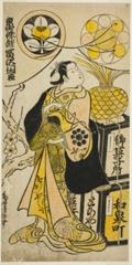 AIC-1925.1791.「京四条おやま若女形富沢門太郎」 元文01・・『』