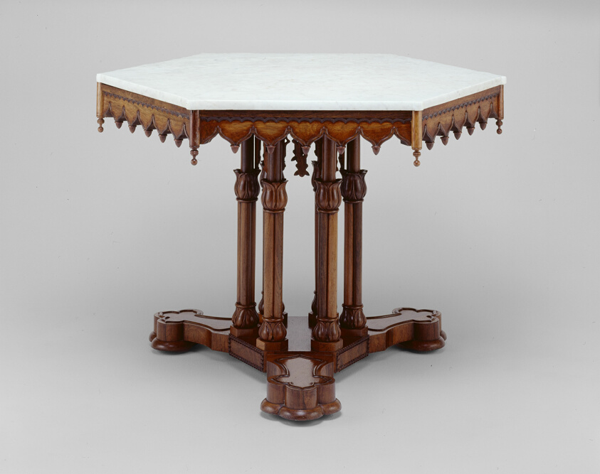 Belmead Center Table The Art Institute Of Chicago