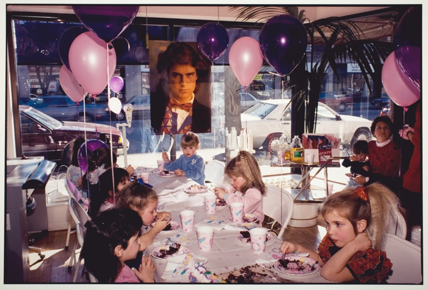 """Beauty Salon Birthday Party, Evanston, Illinois"" by Melissa Ann Pinney, from The Art Institute of Chicago"