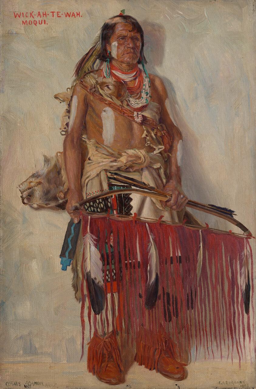 Wick-Ah-Te-Wah | The Art Institute of Chicago