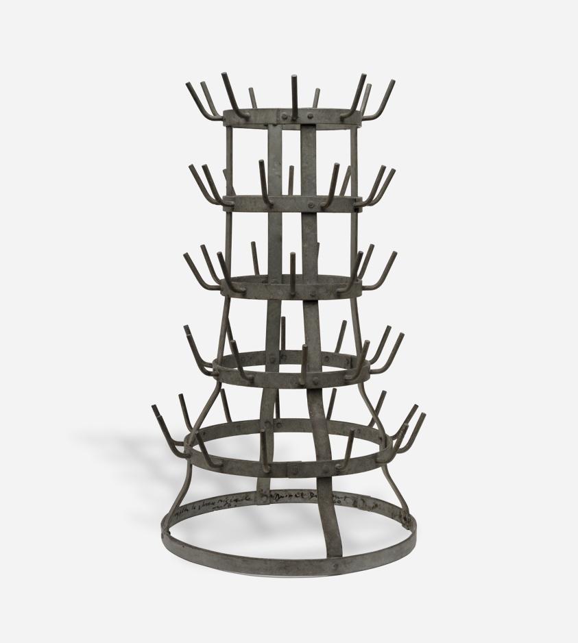 Bottle Rack Porte Bouteilles The Art Institute Of Chicago