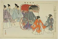 AIC-1939.2258.182.「能楽図絵」 「住吉詣」・・『』