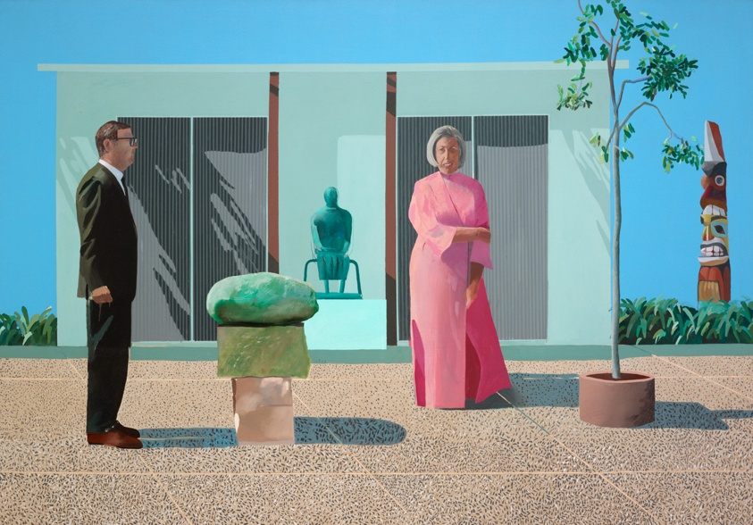 American Collectors (Fred and Marcia Weisman) | The Art Institute of Chicago